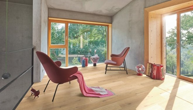 Vinylové podlahy Parador: parádní řešení pro váš interiér