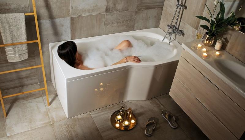 Jak vyřešit uspořádání koupelny, aby byla praktická i příjemná?