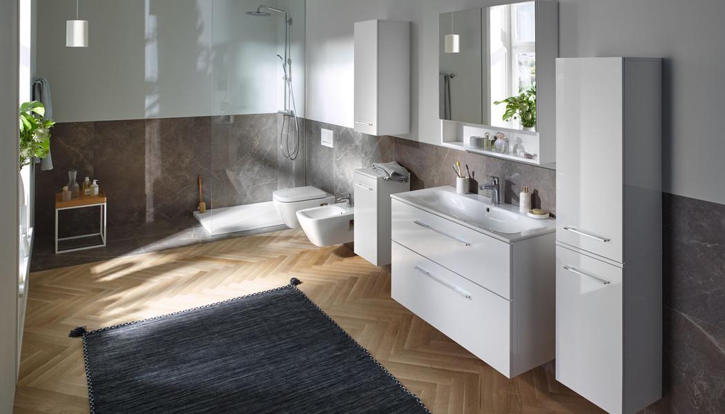 Koupelnová série Geberit Selnova – klasicky nadčasová