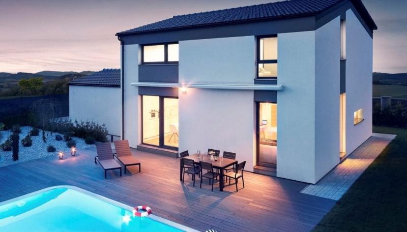 Ideální dům pro moderní rodinu